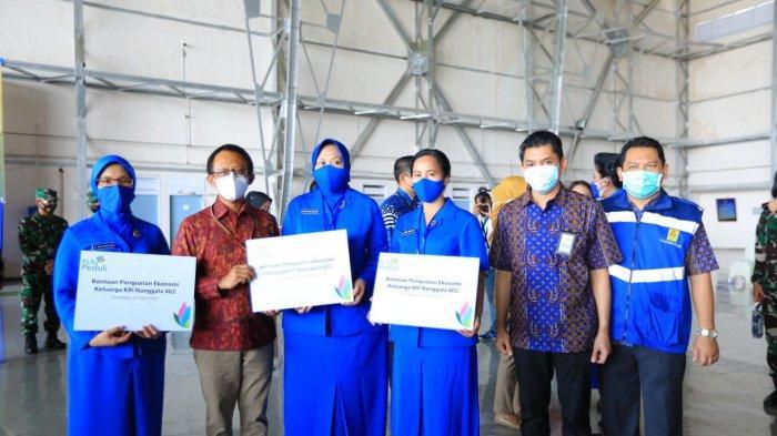 PLN Berikan Bantunan Kepada Keluarga Korban KRI Nanggala 402
