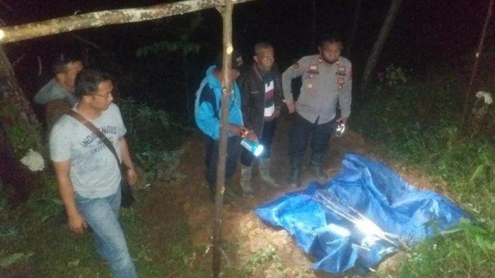 Laporan Wartawan TribunnewsBogor.com, Naufal Fauzy  TRIBUNNEWSBOGOR.COM, NANGGUNG - Korban lain kasus pembunuhan yang dilakukan J di Depok juga ditemukan di Desa Bantarkaret, Kecamatan Nanggung, Kabupaten Bogor.
