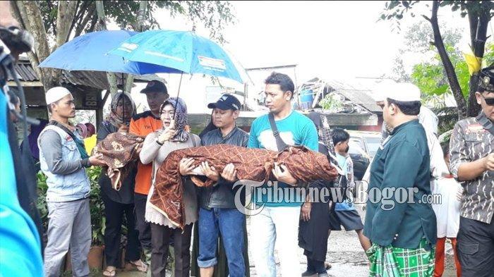 Wanita Korban Tembok Ambruk di Ciawi Sedang Hamil, Suami dan Dua Anaknya Ikut Tewas