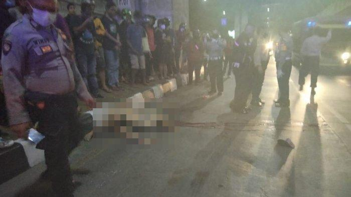 Polisi Buru Pelaku Tabrak Lari di Jalan Sholeh Iskandar Kota Bogor