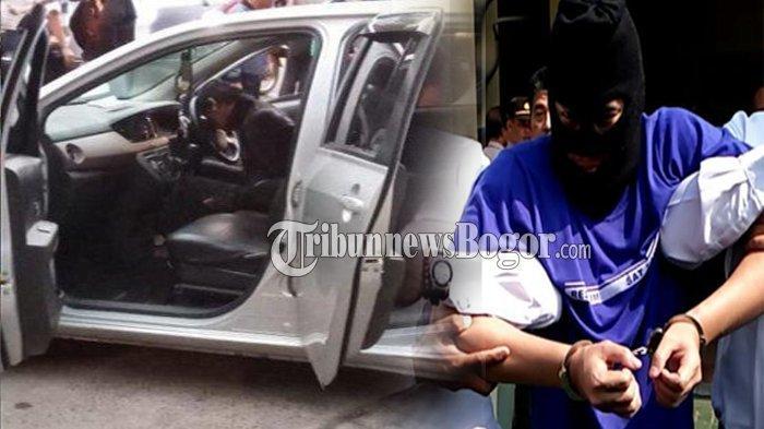 Terungkap ! Begini Cara Pelaku Bunuh Sopir Taksi Online di Bogor, Korban Diberi Uang Rp 100 Ribu
