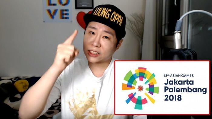 Nonton Video Pembukaan Asian Games 2018, Pria Asal Korea Ini Sempat Kesal