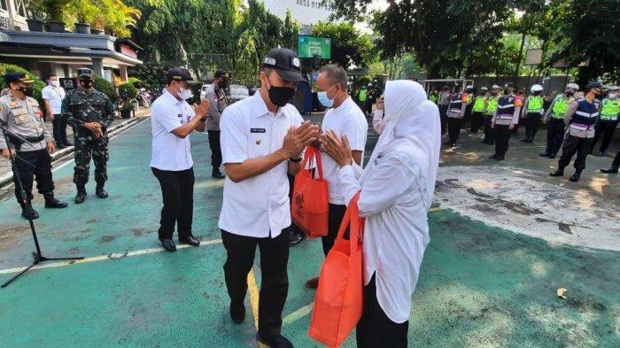 Pasca lebaran, upaya peningkatan pencegahan penularan Covid-19 di Kota Bogor terus digalakkan.