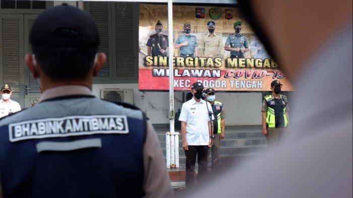 Apel Sinergitas, Wakil Wali Kota Bogor Minta Aparatur Wilayah Pantau Warga yang Nekat Mudik