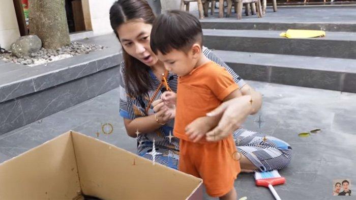 Dikirimi Kotak Misterius, Paula Mengkhayal Hadiah Berlian dari Baim Wong, Ternyata Isinya Bikin Syok