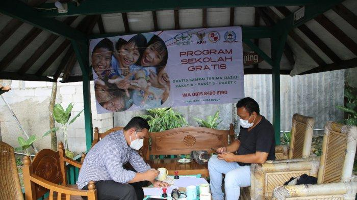 Jamin Pendidikan 1000 Anak Yatim dan Piatu di Kota Bogor, KPAID Gandeng PKBM Bakti Nusa