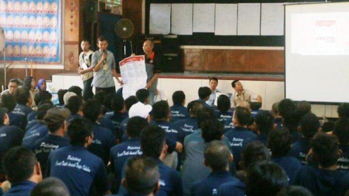Lindungi Hak Masyarakat, KPUD Sediakan 4 TPS di Lapas Paledang Kota Bogor