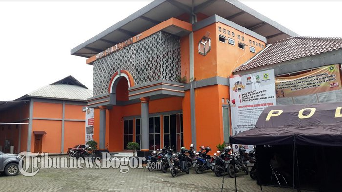 Sebelum Rapat Pleno, KPU Kabupaten Bogor Lakukan Singkronisasi Daftar Pemilih dengan PPK