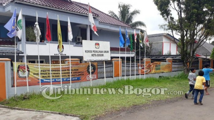 7 Parpol Gagal Lolos Administrasi Pemilu 2019, Bawaslu Siap Terima Laporan Gugatan