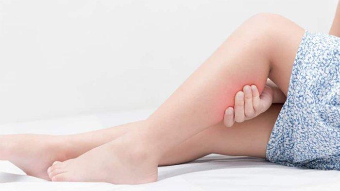 Sering Kram di Otot Kaki? Waspada Pertanda Terserang Penyakit Liver