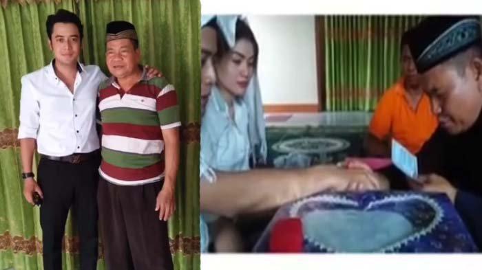 Saksi Kunci Pernikahannya dengan Hilda Vitria Meninggal, Kriss Hatta: Makasih Sudah Perjuangkan Aku