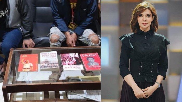 Najwa Shihab Kritik Penangkapan Pegiat Literasi di Lapak Baca Gratis, Glenn Fredly Ngadu ke Jokowi