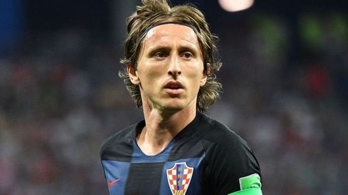 Luka Modric : Tak Harus Menjadi Raksasa Untuk Bermain Sepak Bola