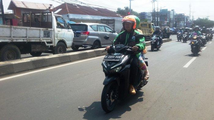 INFO LALU LINTAS : Kendaraan Mengarah Simpang Tol BORR Lancar di Jalan KS Tubun Bogor