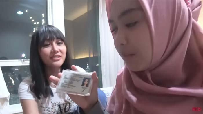 Lucinta Luna Akhirnya Mau Perlihatkan KTP Miliknya, Blak-blakan Ungkap soal Sosok Muhammad Fatah