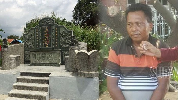 Keseringan Berada di Kuburan Cina, Satpam Ini Malah Dipenjara, Ternyata Dia . . .