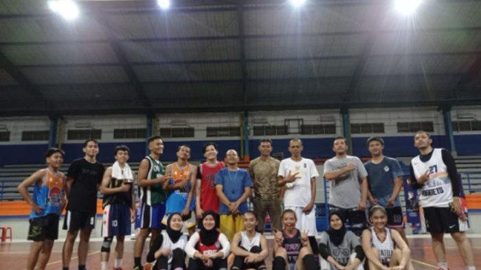 Semangat Majukan Olahraga, Pecinta Bola Basket Kota Bogor Bentuk Kujang Basketball Skills Akademy.