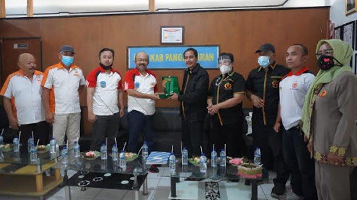Pangandaran Siap Jadi Bagian Tuan Rumah Penyelenggaraan Cabang Olahraga Porda Jawa Barat 2022