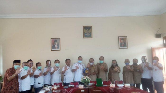 Berkunjung ke Bantul, KONI Kabupaten Bogor Belajar Cara Pembinaan Atlet Muda