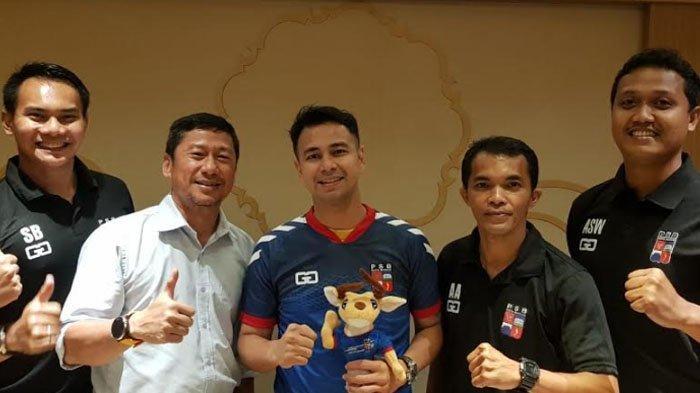 Kunjungan Raffi Ahmad ke Bogor