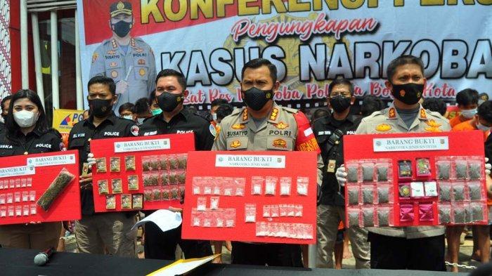 Licin Bak Belut, Begini Cara Kurir Narkoba di Bogor Lolos dari Incaran Polisi : Jejak Digital Hilang