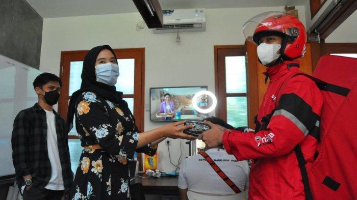 Wujudkan Siap Bantu Sampai Tujuan, Ninja Xpress Bantu UMKM di Bogor Siapkan Konten