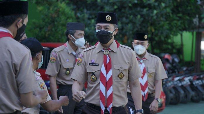 Wakil Wali Kota Bogor Berharap Karang Pamitran Jadi Penyemangat Anggota Pramuka