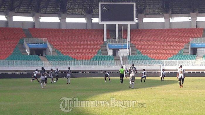 PS Tira Persikabo Kalahkan MSG Jakarta dalam Laga Uji Coba yang Berkesudahan 4-2
