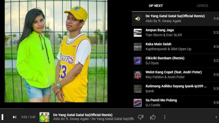 Download Lagu TikTok De yang Gatal-gatal Sa De yang Mati Gila Sa