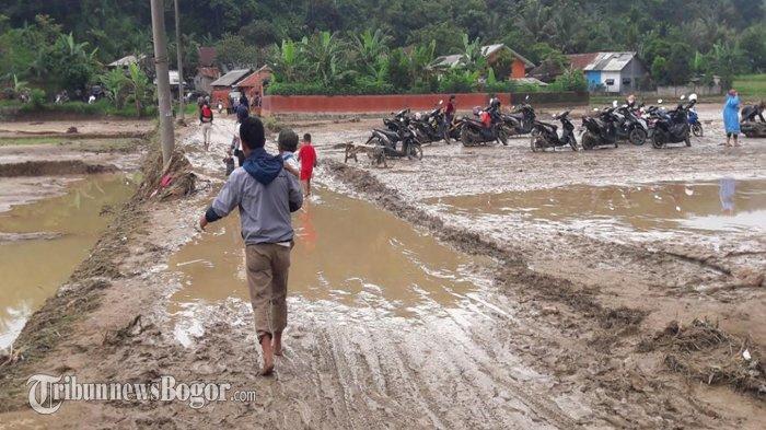 Sawah 1.520 Hektare di Bogor Rusak Diterjang Bencana Awal Tahun 2020, Petani Rugi Rp 6 Miliar