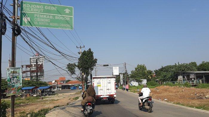 Update Lalu Lintas - Simpang Bambu Kuning Bojonggede saat Ini Lancar, Cuaca Cerah