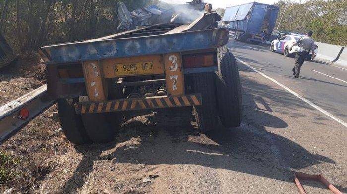 Kronologi Kecelakaan di Tol Cipularang, Satu Mobil Terbakar