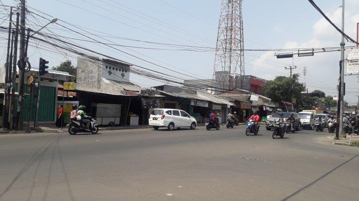 Lalu Lintas di Jalan Karadenan Bogor, Jelang Siang Cenderung Ramai Lancar
