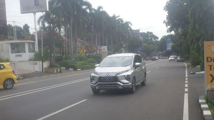 Kondisi Lalu Lintas di Jalan Pajajaran Bogor Jumat 3 Juli 2020