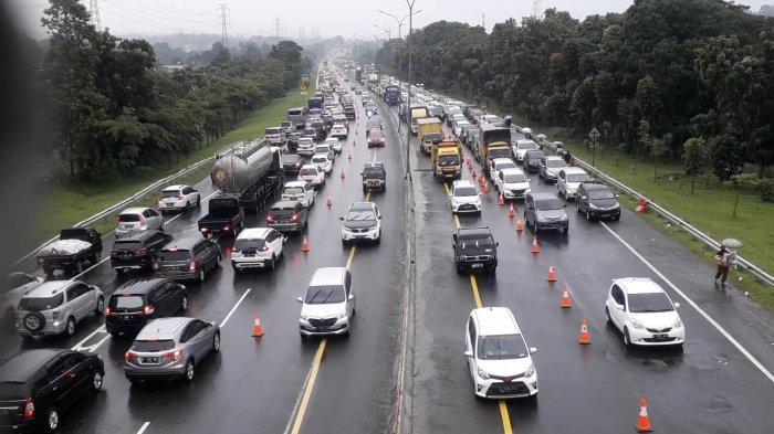 Tiga Hari Libur Panjang, 116 Ribu Kendaraan Masuk Puncak Bogor