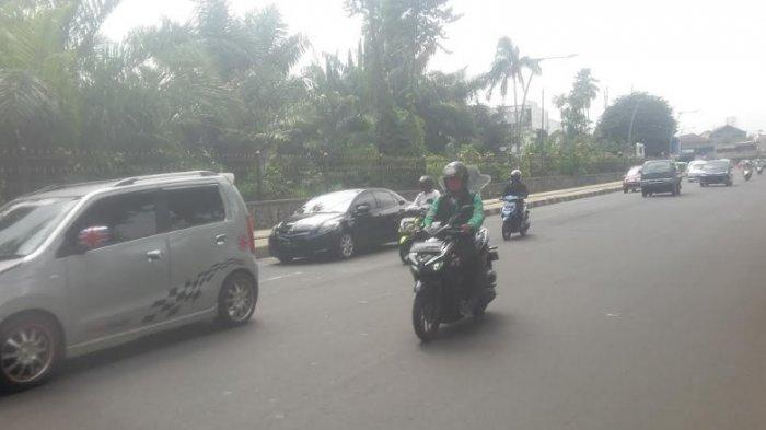 Info Lalin: Simpang Mal BTM Ramai Lancar Jelang Siang Ini