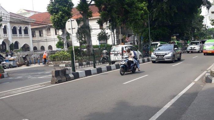Info Lalu Lintas - Jalan Kapten Muslihat Lancar Dari Arah Balaikota Bogor