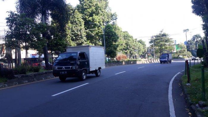 Info Lalu Lintas Jumat Pagi : Jalan KS Tubun Hingga Tajur Bogor Masih Lancar