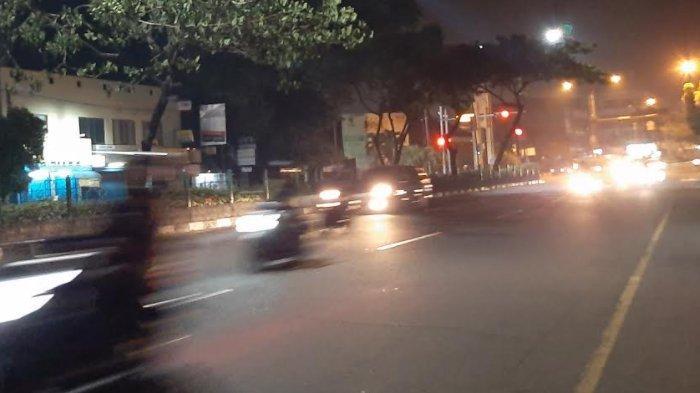 Info Lalu Lintas: Malam ini Jalan Raya Margonda Depok Lancar