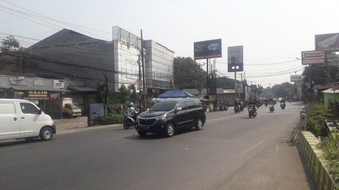 Info Lalu Lintas - Jalan KS Tubun Kota Bogor saat Ini Lancar, Cuaca Terpantau Cerah