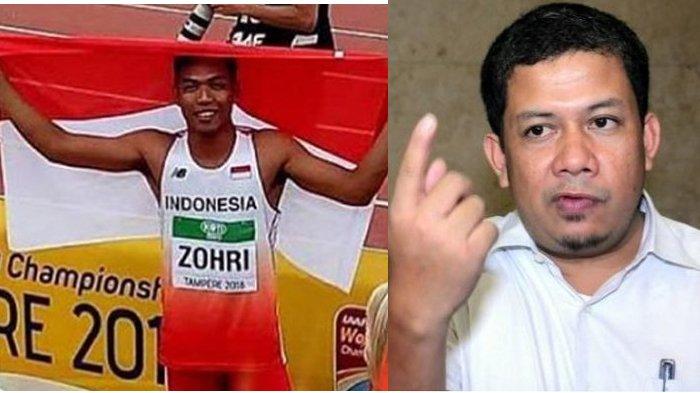 TERPOPULER: Sindiran Pelatih AS Hingga Kritikan Fahri Hamzah Soal Zohri Ditawarkan Jadi PNS dan TNI