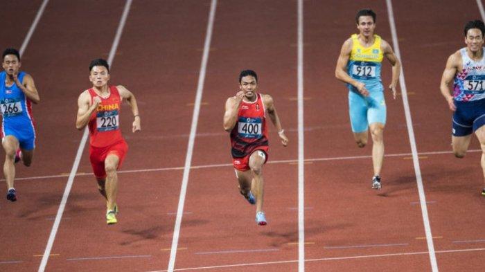 Lalu Muhammad Zohri Sabet Medali Emas di Ajang 1st Malaysia Open Grand Prix