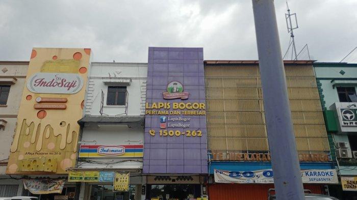 Lapis Bogor Sangkuriang.
