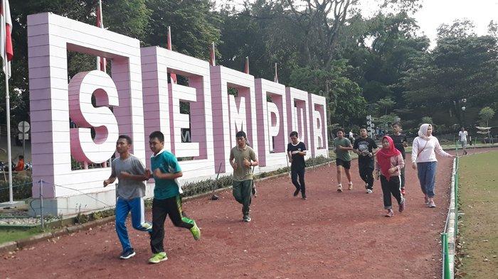 Lari Malam Tak Menyehatkan ? Ini Kata Kepala PKM Dinkes Kota Bogor