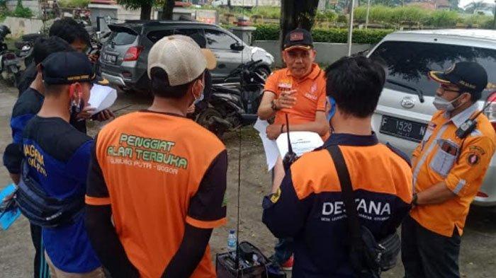 Fokus Terhadap Misi Kemanusiaan, Relawan di Kabupaten Bogor Gelar Latihan Gabungan Penyelamatan