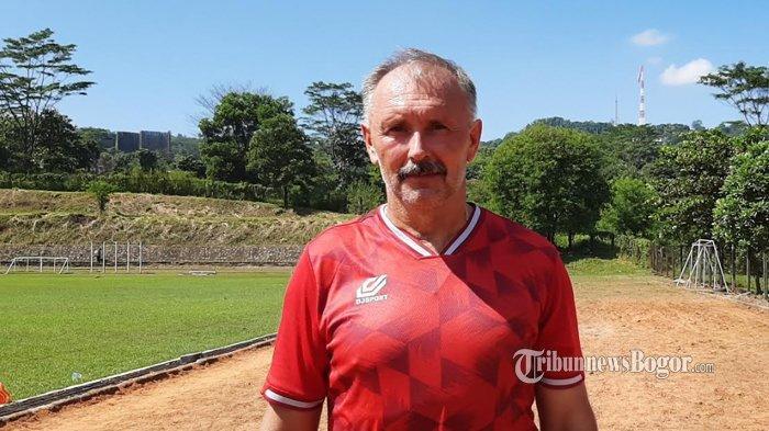 Sudah Berlatih Lima Pekan, Igor Nikolayevich Kriushenko Mulai Cari Lawan untuk Persikabo 1973