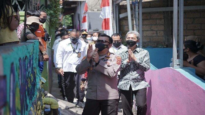 Launching Kampung Bebas Narkoba di Cikaret, Dedie Harap Dicontoh Wilayah Lain