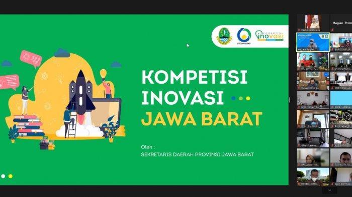 Ridwan Kamil Launching KIPP Tingkat Provinsi Jawa Barat Tahun 2021