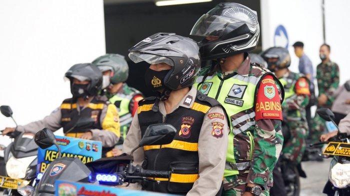 Polresta Bogor Kota launching polisi peduli isolasi mandiri.