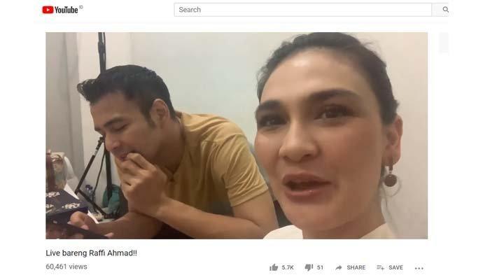 Sukses Perankan Suzanna, Luna Maya Kesal Tak Diajak Main Film Raffi Ahmad : Ngajaknya Ayu Ting Ting